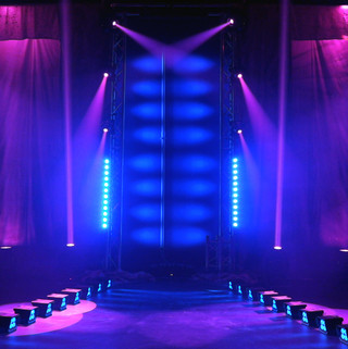 Studio Blackbox Lighting