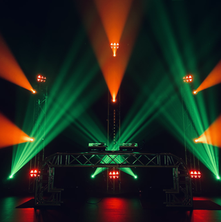 Lighting Production - DJ Performance.HEI