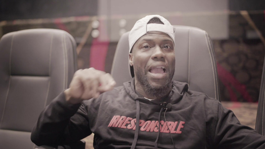 KEVIN HART THANK YOU MESSAGE