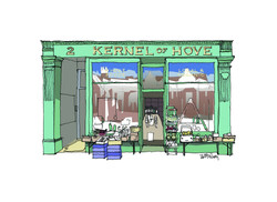 Kernel of Hove