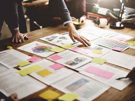 Organização geral nos negócios
