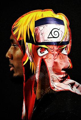 """""""Naruto"""" Rag Ratz Du-Rag"""