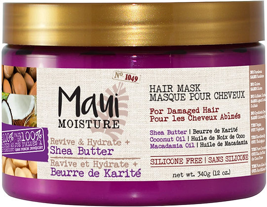 Maui Moisture Heal & Hydrate + Shea Butter Hair Mask