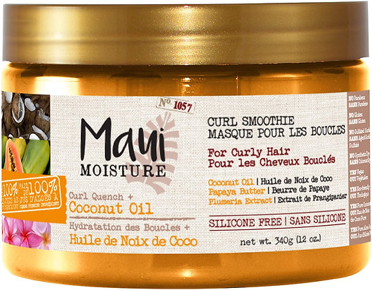 Maui Moisture Quench + Coconut Oil Curl Smoothie