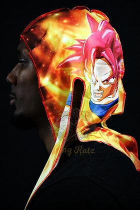 """Goku"" Rag Ratz Du-Rag"