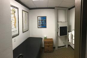 True Potential Chiropractic Xray Room