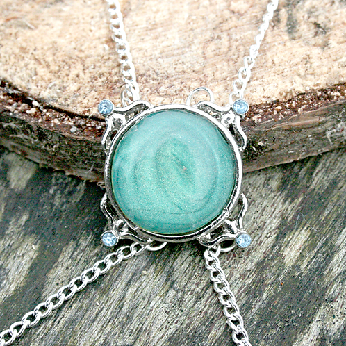 Pearlescent Turquoise