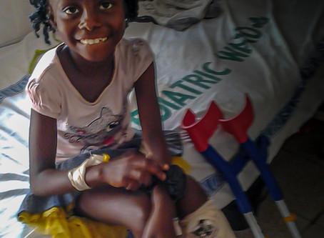 Kadiatu Kamara - a story with a happy ending