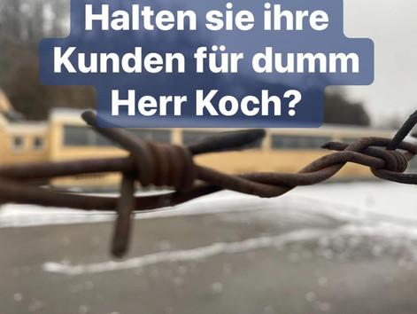 Der abgebrühte Michael Koch aus Biberach
