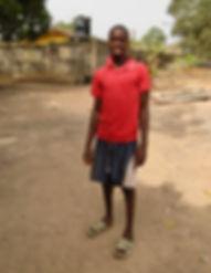 Abu Bakar Kanu, 2015 club foot, Post OP