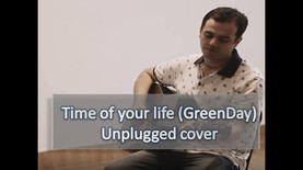 Time of Your Life (Good Riddance)| Unplugged Cover Song | Rahul Sharma |