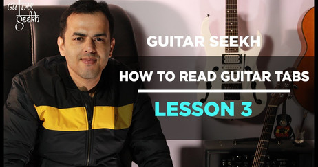 Guitar Seekh Lesson 3