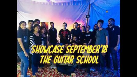 SHOWCASE The Guitar School