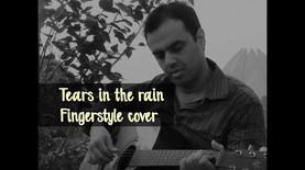 Joe Satriani | Tears in the Rain | Fingerstyle Guitar Cover | Rahul Sharma