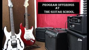 Learn Guitar From Best Guitar School in Delhi | The Guitar School | Guitar Lessons For Beginners