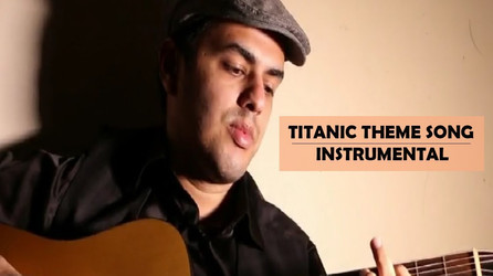 Titanic cover song