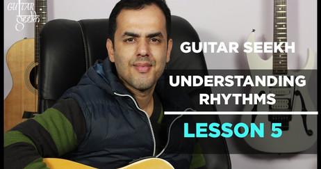 Guitar Seekh Lesson 5