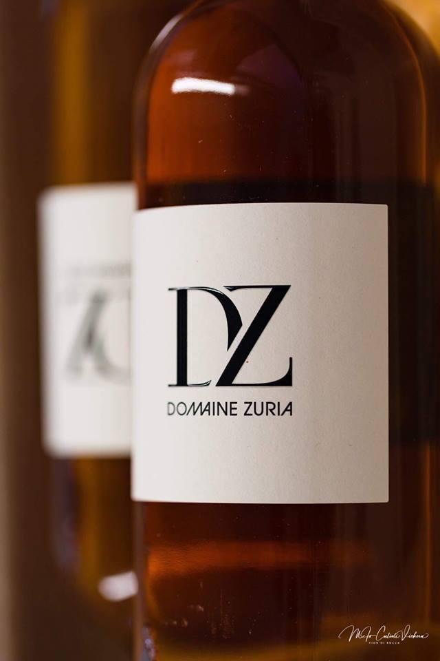 Domaine Zuria - Site Internet - Corse