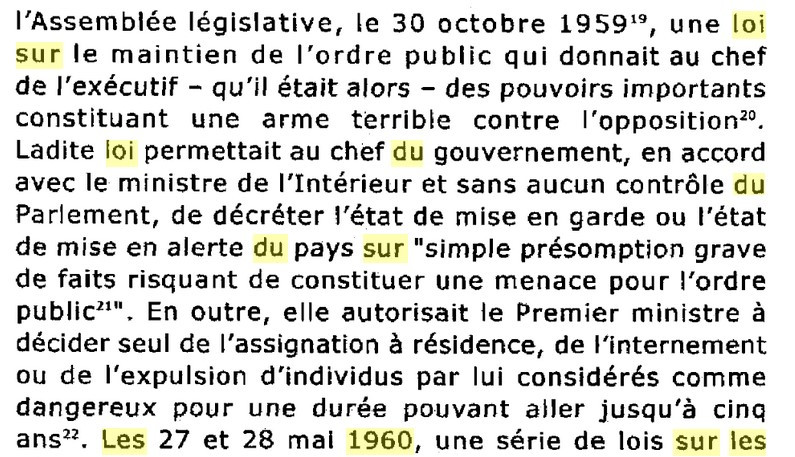 Extrait de « Le Gabon malgré lui » du 1 novembre 2005 - KARTHALA Editions