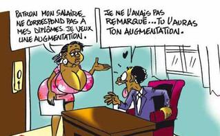 L'AUGMENTATION DU SALAIRE DANS LE SECTEUR PRIVÉ