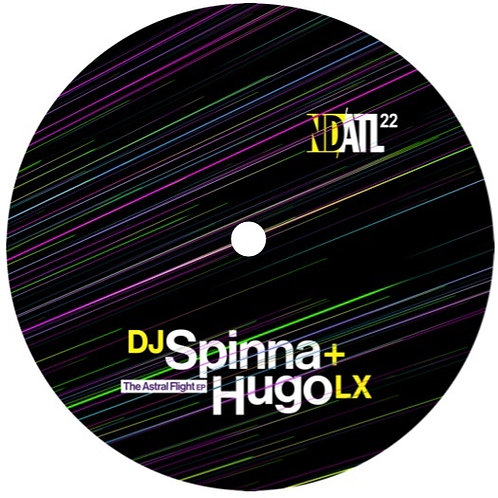 DJ Spinna & Hugo LX / Astral Flight EP