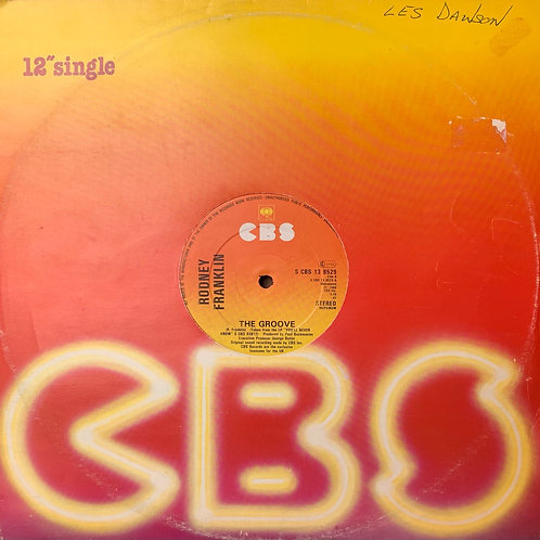 Rodney Franklin / The Groove c/w God Bless Blues