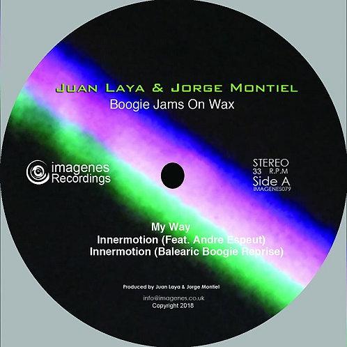 Juan Laya & Jorge Montiel / Boogie Jams on Wax