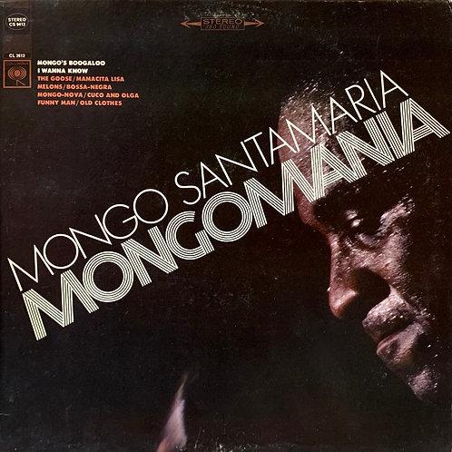 Mongo Santamaria / Mongomania