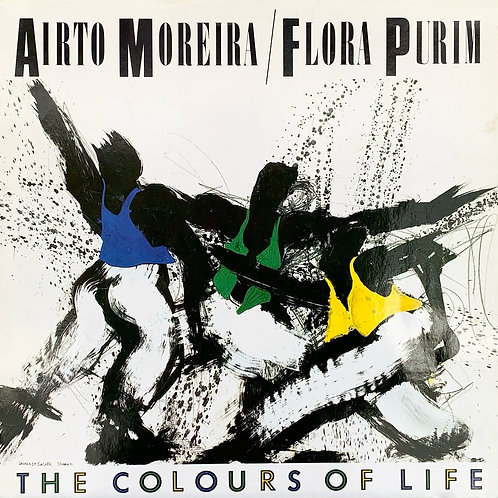 Airto Moreira/Flora Purim / The Colors Of Life
