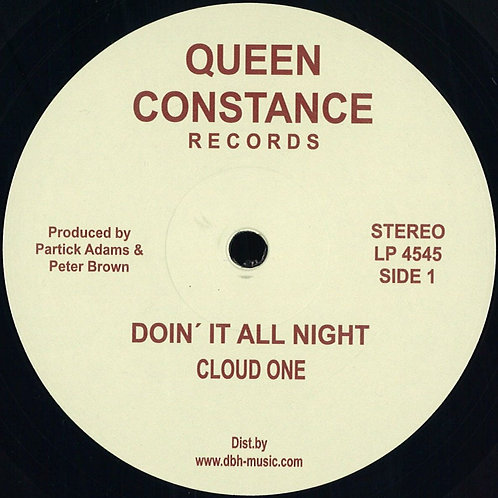 Cloud One / Doin' It All Night