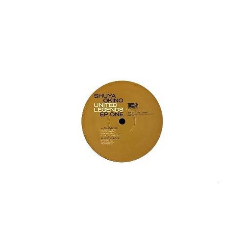 Shuya Okino / United Legends EP One
