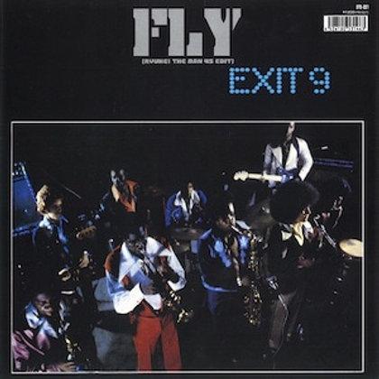 EXIT 9 (EDIT BY RYUHEI THE MAN) / FLY (RYUHEI THE MAN 45 EDIT) c/w FLY (ORIGINAL