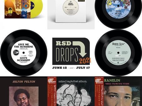 RSD Drops 2021 商品更新 : 2021.06.12