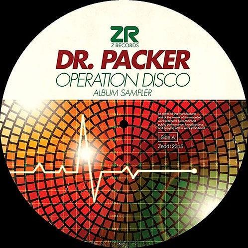 Dr Packer / Operation Disco Album Sampler