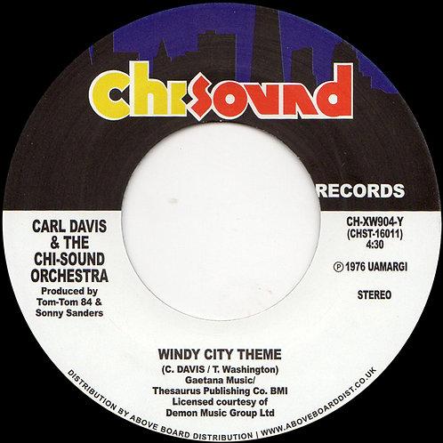 Carl Davis & The Chi-Sould Orchestra / Windy City Theme