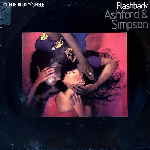 """Ashford & Simpson / Flashback (Limited Edition 12"""" Single)"""