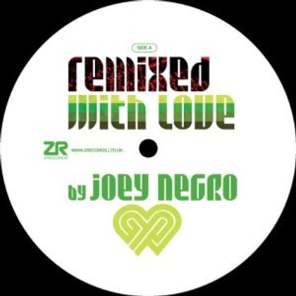 V.A. / Remixed With Love by Joey Negro - 2019 Sampler