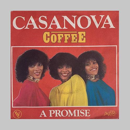 Coffee / Casanova c/w A Promise