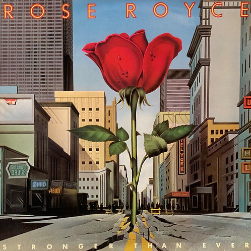Rose Royce / Stronger Than Ever