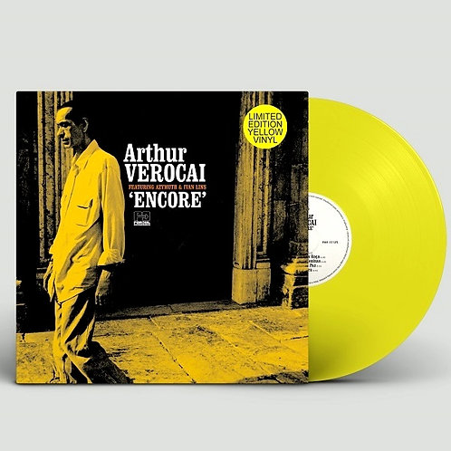 Arthur Verocai / Encore (Limited Yellow Vinyl) *予約受付中