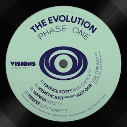 V.A. / The Evolution Phase One