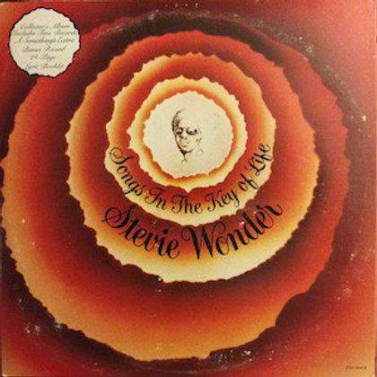 Stevie Wonder / Songs In The Key Of Life