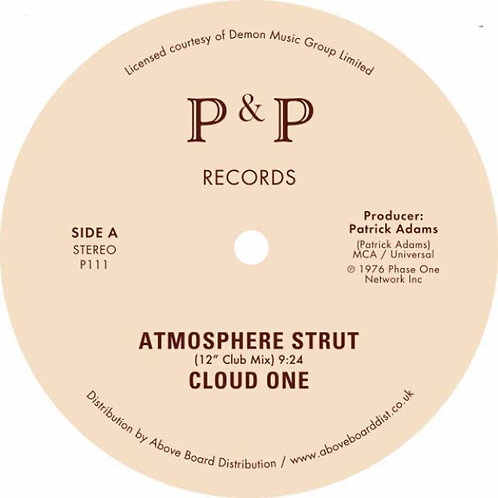 Cloud One / Atmosphere Strut (Inc. KON's Fly Away Edit)