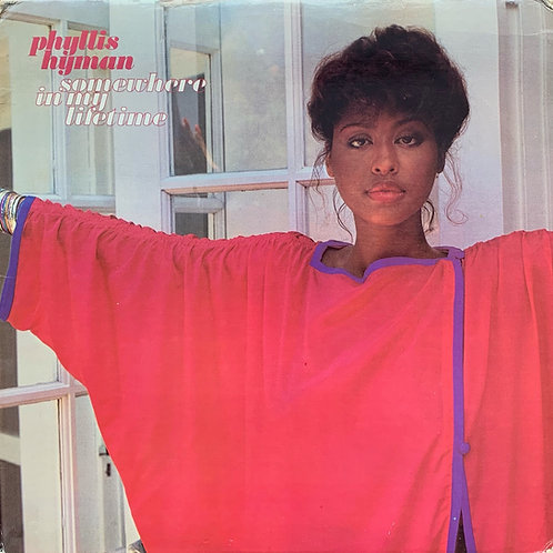 Phyllis Hyman / Somewhere In My Lifetime