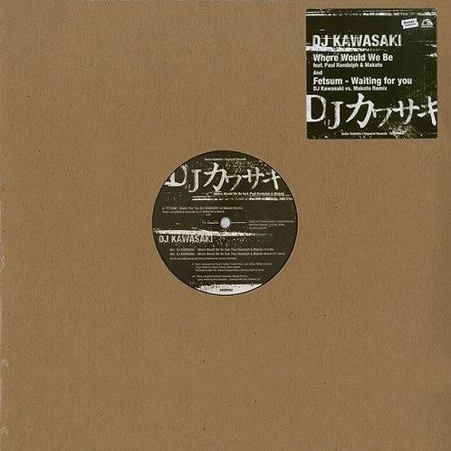 DJ KAWASAKI / Where Would We Be