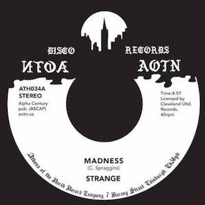 Strange / Madness c/w If You're So In Love