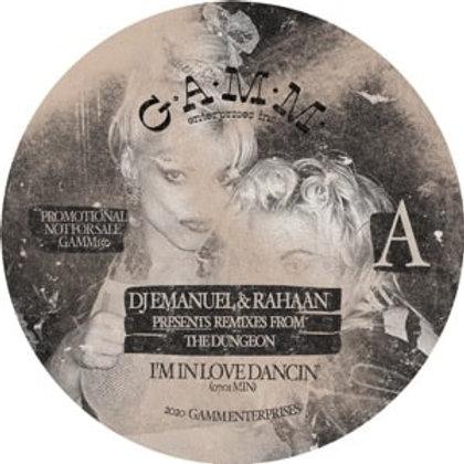 DJ Emanuel & Rahaan / Presents Remixes From The Dungeon