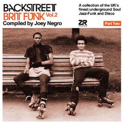 V.A. (Compiled by Joey Negro) / Backstreet Brit Funk Vol.2 (Part Two)