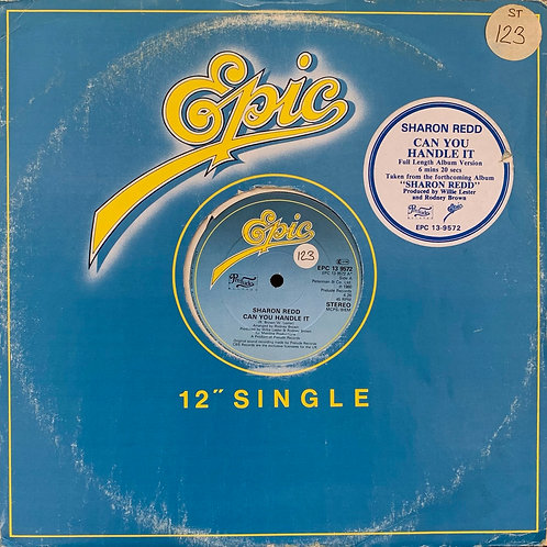Sharon Redd / Can You Handle It c/w Leaving You Is Easier Said Than Done