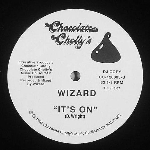 Wizard / It's On